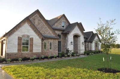 Rosharon Single Family Home For Sale: 915 Lily Lane