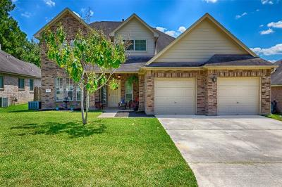 Conroe Single Family Home For Sale: 984 Arbor Crossing