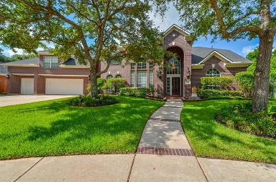 Tomball Single Family Home For Sale: 11519 Pecan Canyon Court