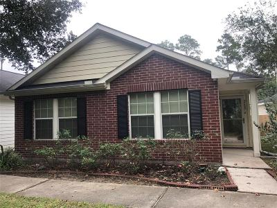 Kingwood Single Family Home For Sale: 26876 Manor Crest Court