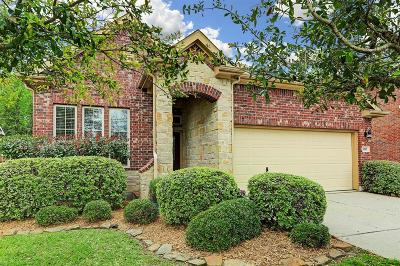 Baytown Single Family Home For Sale: 6811 Hunters Creek Lane