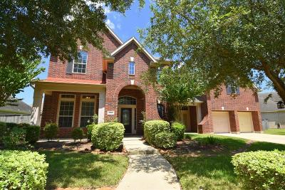 Katy Single Family Home For Sale: 23818 Enchanted Crossing