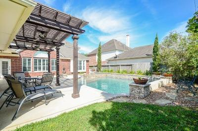 Katy Single Family Home For Sale: 26811 Sandy Arbor Lane