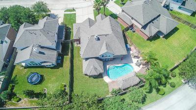 League City, League Single Family Home For Sale: 814 Walnut Pointe