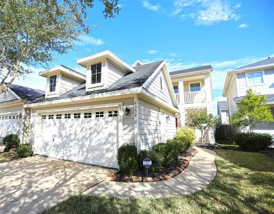 Missouri City Single Family Home For Sale: 5734 Silver Oak