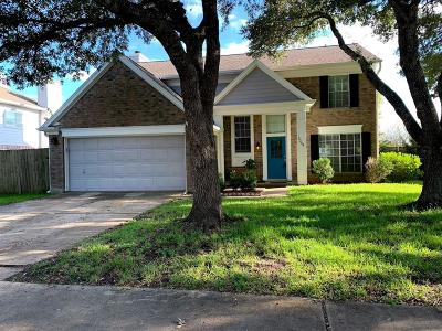 Pearland Single Family Home For Sale: 5204 Spring Branch Dr