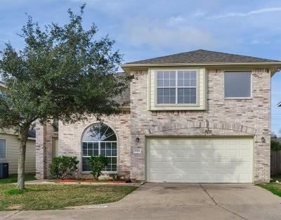 Katy Single Family Home For Sale: 19406 Buckland Park Drive