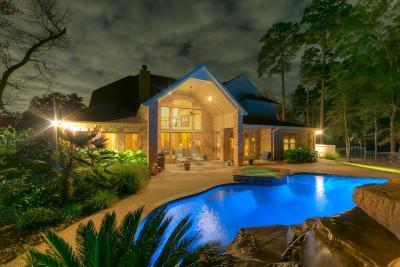 Magnolia Single Family Home For Sale: 1134 Trailwood Estates Drive