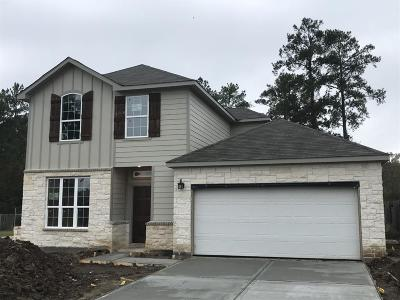 Montgomery Single Family Home For Sale: 18421 Sunrise Maple Drive