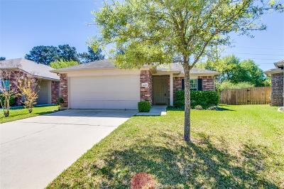 Tomball Single Family Home For Sale: 11439 Edmond Thorpe Lane