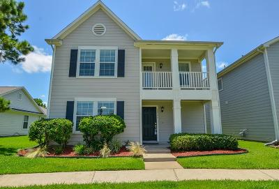 Katy Single Family Home For Sale: 20906 Walder Court