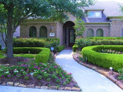 Katy Single Family Home For Sale: 23407 Fairway Valley Lane