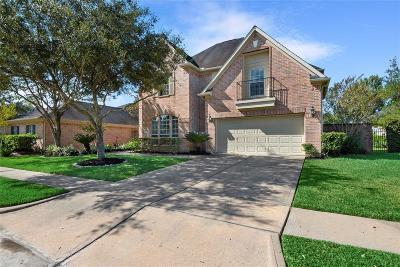 Missouri City Single Family Home For Sale: 9718 Chriesman Way