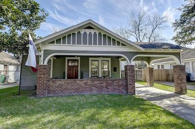 Houston Single Family Home For Sale: 910 W Cottage Street