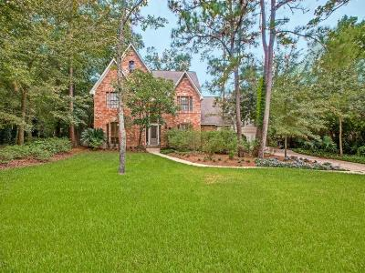 The Woodlands Single Family Home For Sale: 39 Golden Sunset Circle