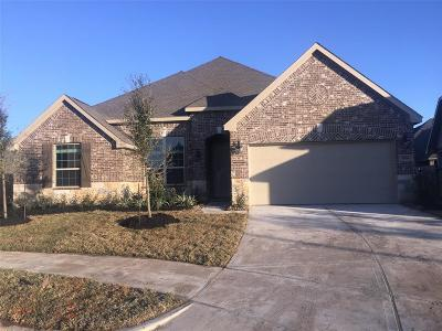 Richmond Single Family Home For Sale: 6106 Crested Song Circle