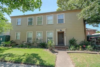 Montrose Multi Family Home For Sale: 919 Marshall Street #4