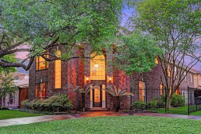 Bellaire Single Family Home For Sale: 4900 Cedar Street