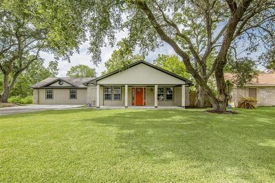 La Marque Single Family Home For Sale: 4818 Partridge Street