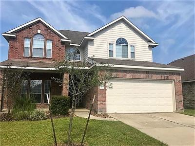 Tomball Single Family Home For Sale: 18526 Melissa Springs Drive