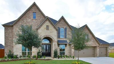 Katy Single Family Home For Sale: 7107 Humble Court