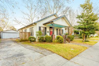 Houston Single Family Home For Sale: 205 E 24th Street