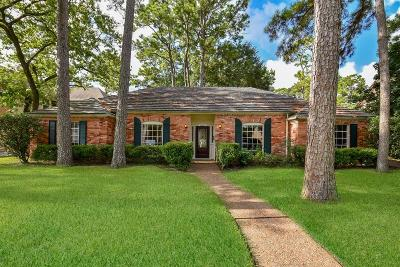 Memorial Single Family Home For Sale: 12327 Perthshire Road