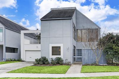 Bellaire Single Family Home For Sale: 12 Boulevard Green