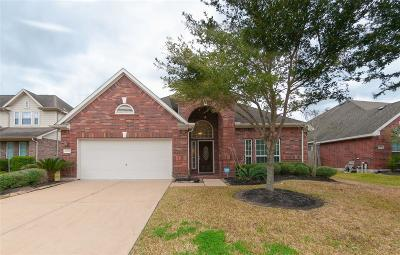 Pearland Single Family Home For Sale: 12101 Forest Sage Lane