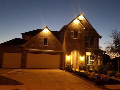 Missouri City Single Family Home For Sale: 2615 Parker Oak Pass