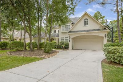 The Woodlands Single Family Home For Sale: 6 Cane Mill Place