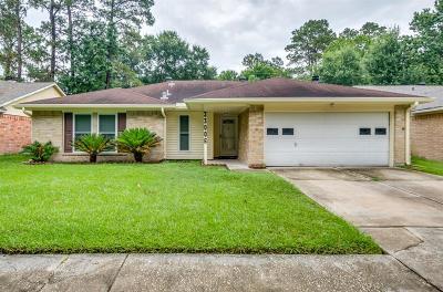 Spring Single Family Home For Sale: 23006 Laketree Lane