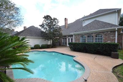 Sugar Land Single Family Home For Sale: 3411 Creekstone Drive