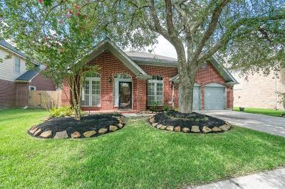 Pearland Single Family Home For Sale: 1020 N Sunset Drive