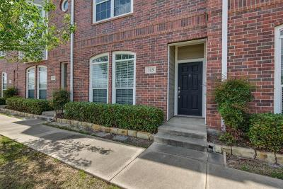 College Station Condo/Townhouse For Sale: 1198 Jones Butler Road #103