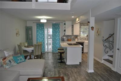 Galveston TX Condo/Townhouse For Sale: $228,800