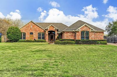 Pearland Single Family Home For Sale: 3315 Southwestern Rd County Rd 222