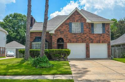 Sugar Land Single Family Home For Sale: 1206 Green Knoll Drive