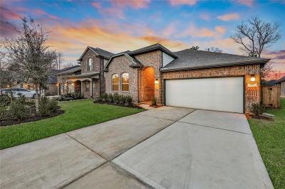 Montgomery Single Family Home For Sale: 353 Capriccio Lane