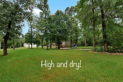 Willis Single Family Home For Sale: 15650 McKay Road