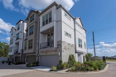 Houston Single Family Home For Sale: 721 Algona