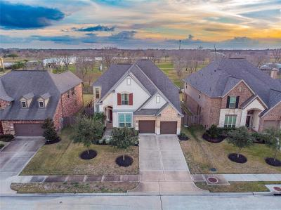 Pearland Single Family Home For Sale: 12224 Harmony Hall Court