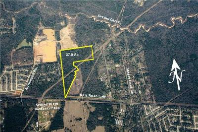 Spring Residential Lots & Land For Sale: Fox Hollow Bv