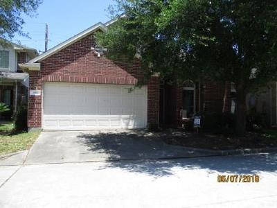 Houston Single Family Home For Sale: 1954 Sugar Pine Circle