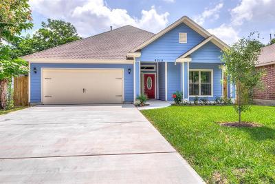 Houston Single Family Home For Sale: 8010 Maxroy Street