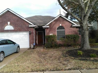 Pearland Rental For Rent: 1027 Norfolk Drive