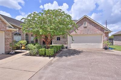 Pearland Condo/Townhouse For Sale: 726 Apple Blossom Drive
