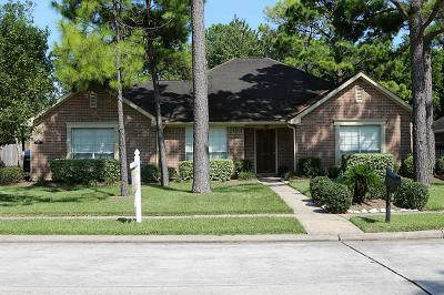 Friendswood Single Family Home For Sale: 607 Woodview Drive