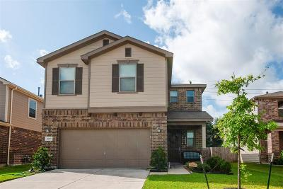 Houston TX Single Family Home For Sale: $189,000
