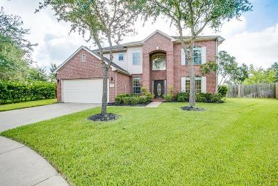 Sugar Land Single Family Home For Sale: 2707 Crestbrook Court